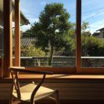 まちなか山荘日記|暖かな日差し