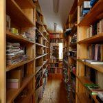 図書館の家