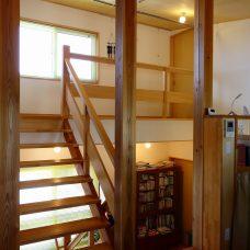 ワクワクする小さな階段