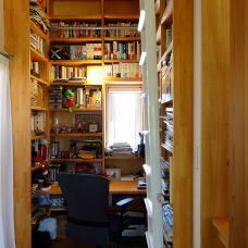 コックピットのような書斎