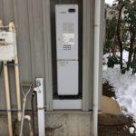 給湯器の凍結を解決