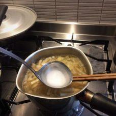 味噌汁の保温