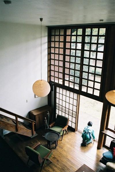 前川国男 自邸