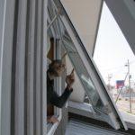 外回りを自己チェック⑥軒裏天井