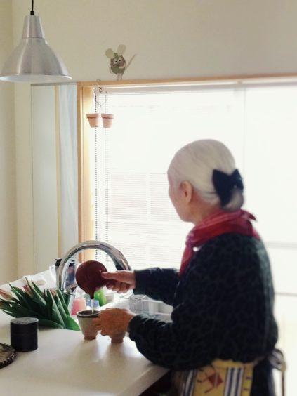 まちなか山荘リフォーム|キッチン