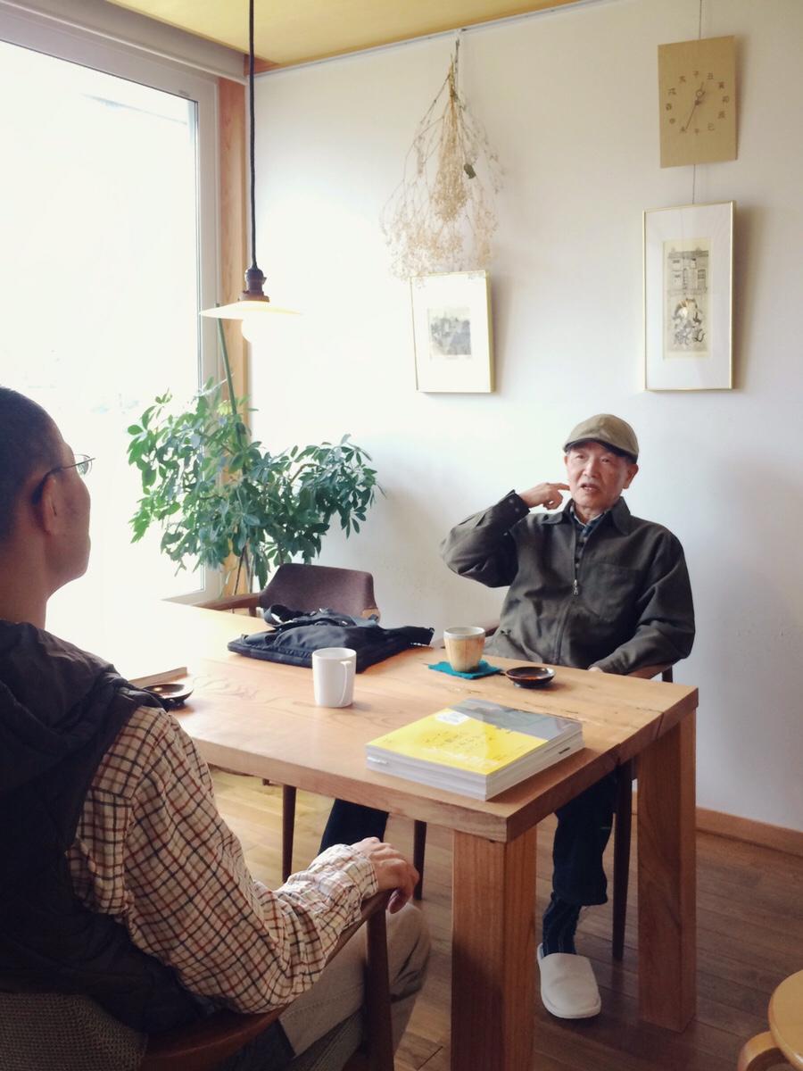 設計の師匠 遠藤楽事務所出身