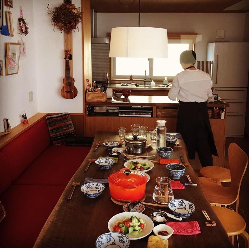 冬のおもてなしは、いつものピエンロー鍋と人参のマリネ