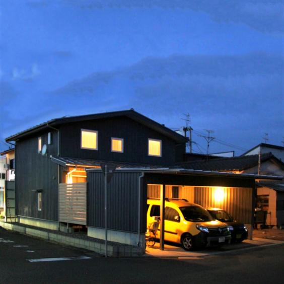 まちなか山荘 坂井東の家