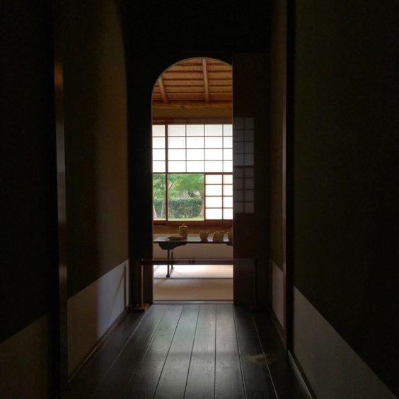 小林古径邸茶室