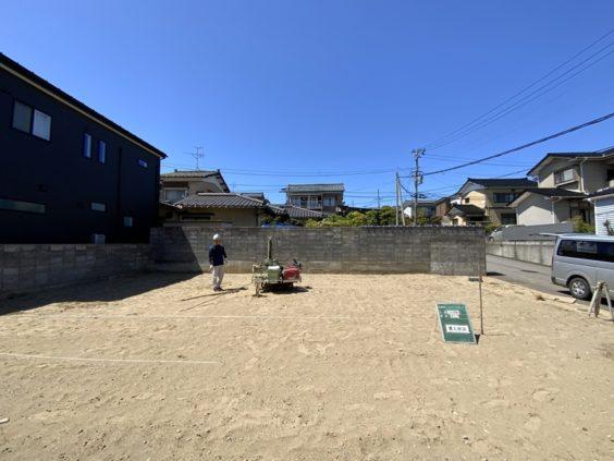 寺尾上のまちなか山荘 地盤調査 (3)