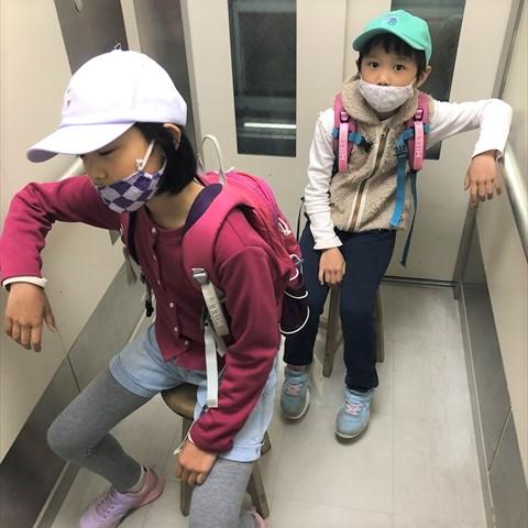 チェアリング 駅エレベーター